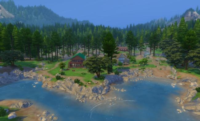 Mes premières découvertes : Les Sims 4 Destination Nature !