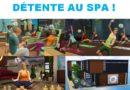Les Sims 4 Détente au spa (Partie 1)