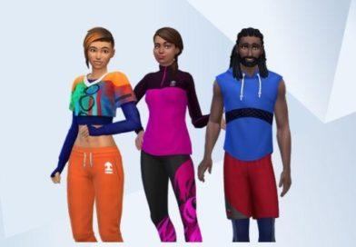 Les Sims 4 Kit d'objets Fitness : les nouveautés du CAS !