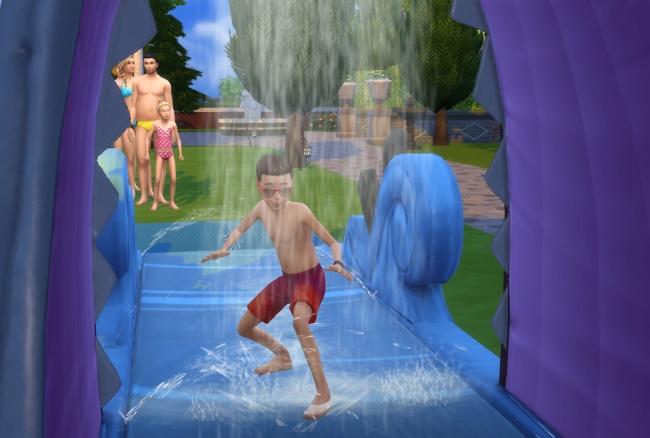 Les Sims 4 Kit d'Objets En plein air : le gameplay et plus !