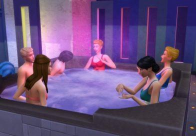 Les nouveautés du Kit d'objets Les Sims 4 Ambiance Patio