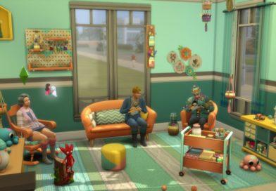 Les nouveautés du kit d'Objets Les Sims 4 Tricot de pro !
