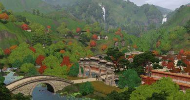 Les Sims 3 Destination Aventure : Guide de voyage en Chine !