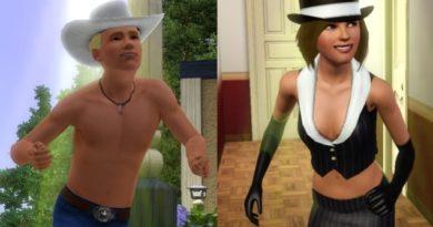 Les Sims 3 Générations : Les enterrements de vie de jeune fille/garçon