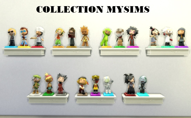 Les Sims 4 : La Collection MySims