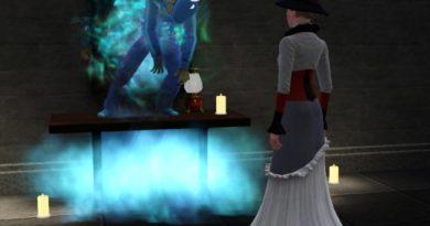 Les Sims 3 Super-Pouvoirs : Les mystères de la Bibliothèque de Moonlight Falls