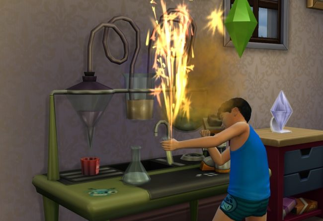 Les Sims 4 : Les Facultés mentales et la Concentration des enfants !