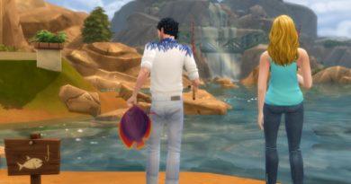 La Pêche : Où trouver les poissons dans les Sims 4 ?
