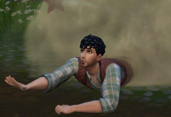 Les Sims 4 Vie à la campagne : les nouveaux types de mort !