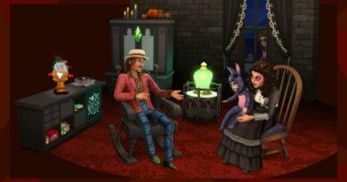 Les Sims Mobile : Mise à jour Automne Étrange !