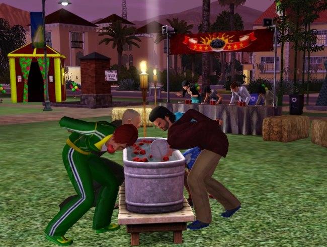 Les concours des festivals des Sims 3 Saisons ! | Daily Sims