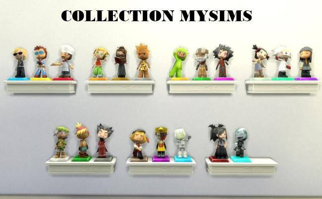 Les Sims 4 : La Collection MySims