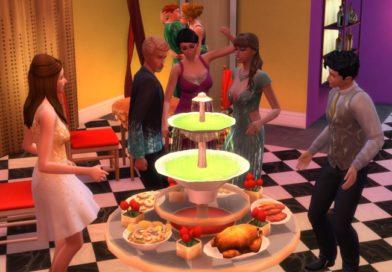 Les nouveautés du Kit Les Sims 4 Soirées de luxe