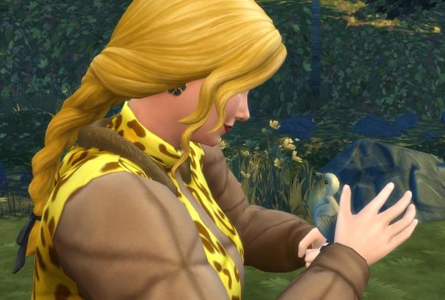 Les Sims 4 Vie à la campagne : l'aspiration Gardien de la campagne