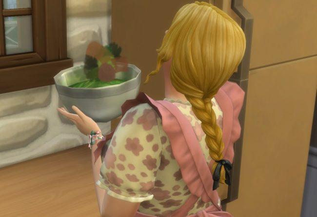 Mes premières découvertes Les Sims 4 Vie à la campagne ! (Partie2)